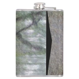 森林道の芸術 フラスク