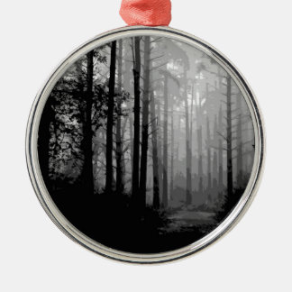 森林霧2 メタルオーナメント