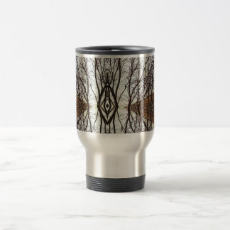 森林黙想のコーヒー・マグ トラベルマグ