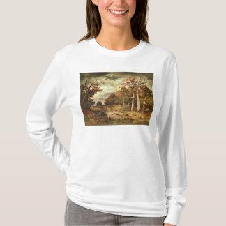 森林1871年の端 Tシャツ