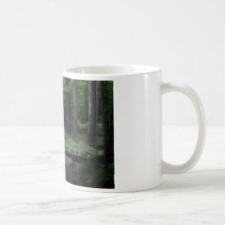 森林 コーヒーマグカップ