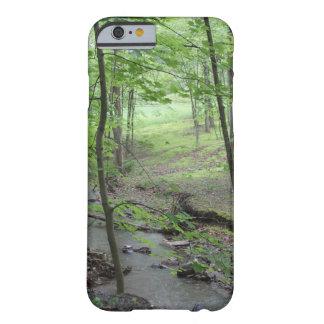 森林 BARELY THERE iPhone 6 ケース
