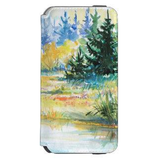 森林 INCIPIO WATSON™ iPhone 6 財布ケース