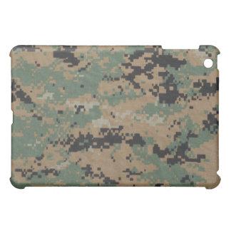 森林MARPAT堅い貝のiPad 1の場合 iPad Miniカバー