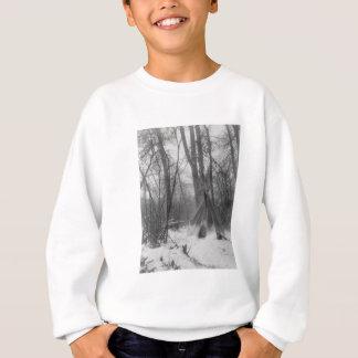 森林Tipi スウェットシャツ