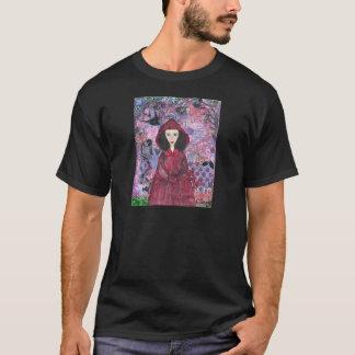 森001.jpgの赤ずきん tシャツ