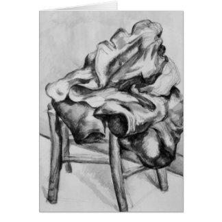 椅子の飾り布、1980-1900年 カード