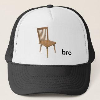 椅子のbro、 キャップ