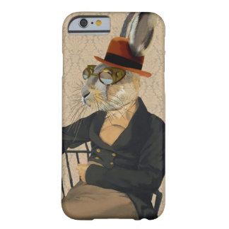 椅子のHoratioのノウサギ Barely There iPhone 6 ケース