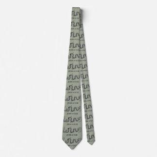 植民地愛国心が強いイメージのタイ「結合しますか、または死んで下さい」 オリジナルネクタイ