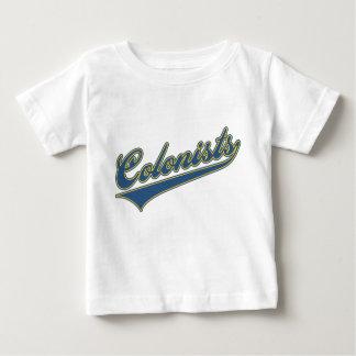 植民者の原稿 ベビーTシャツ
