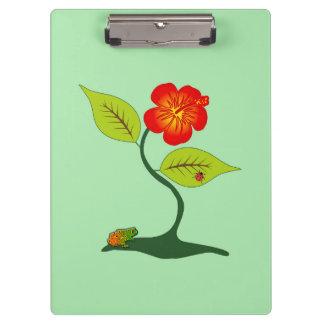 植物および花 クリップボード