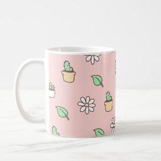 植物のくわのマグ コーヒーマグカップ