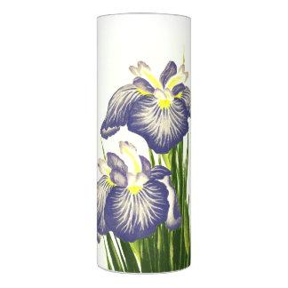 植物のアイリスによってはFlameless蝋燭が開花します LEDキャンドル