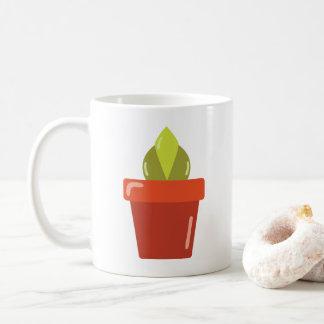 植物のマグ コーヒーマグカップ