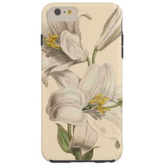 植物のユリによっては花の庭が開花します TOUGH iPhone 6 PLUS ケース