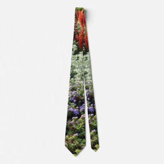 植物の写真撮影のタイ ネクタイ