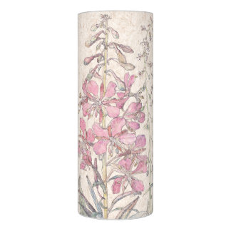 植物の月見草の花のFlameless蝋燭 LEDキャンドル