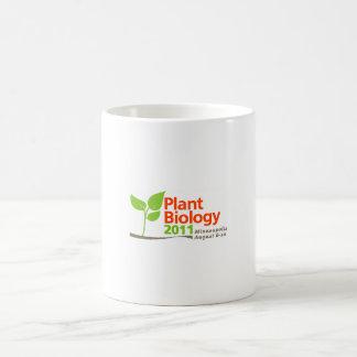 植物の生物学2011のマグ コーヒーマグカップ