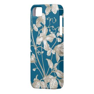 植物の花盛りのつる植物 iPhone SE/5/5s ケース