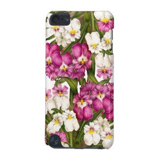 植物の蘭によっては花のiPhone6ケースが開花します iPod Touch 5G ケース