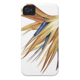 植物のiPhone 4/4Sの場合の極楽鳥 Case-Mate iPhone 4 ケース