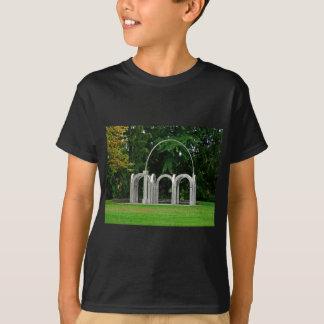 植物園のアーチ Tシャツ
