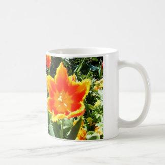 植物園のマグ コーヒーマグカップ