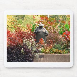 植物園 マウスパッド
