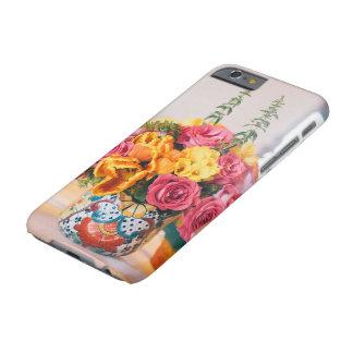 植物相及びフェスタの電話箱 BARELY THERE iPhone 6 ケース
