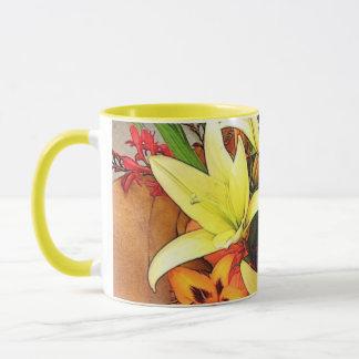 植物相 マグカップ