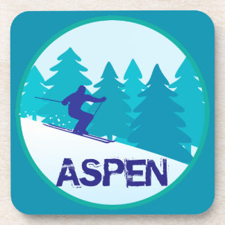 《植物》アスペンのスキー円 コースター