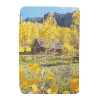 《植物》アスペンの小屋 iPad MINIカバー