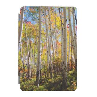 《植物》アスペンの木5の紅葉 iPad MINIカバー