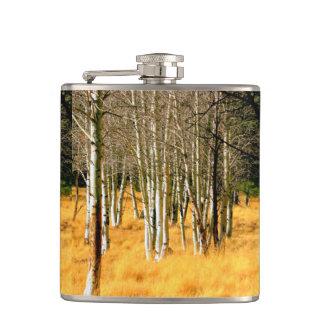 《植物》アスペンの森林フラスコ フラスク