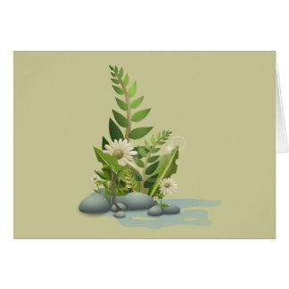 植物 カード