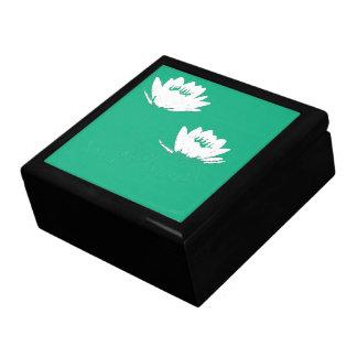 《植物》スイレンによっては花の池の芸術のギフト用の箱が開花します ギフトボックス