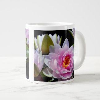 《植物》スイレン ジャンボコーヒーマグカップ