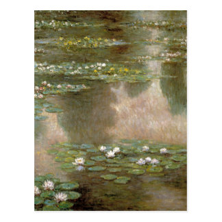 《植物》スイレンA1 36x36 jpg.jpg ポストカード