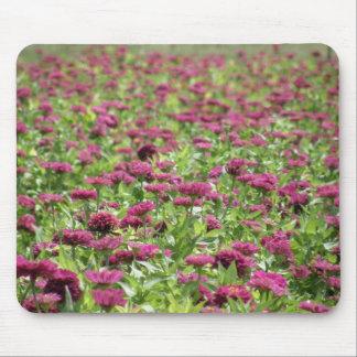 《植物》百日草分野のマウスパッド マウスパッド