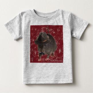 検査官のラット ベビーTシャツ