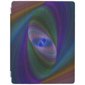 楕円のフラクタル iPadスマートカバー