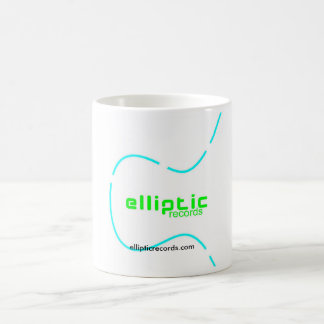 楕円の記録マグ コーヒーマグカップ