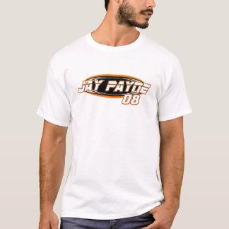 楕円形のチャンピオンを競争させているジェイPayne Tシャツ