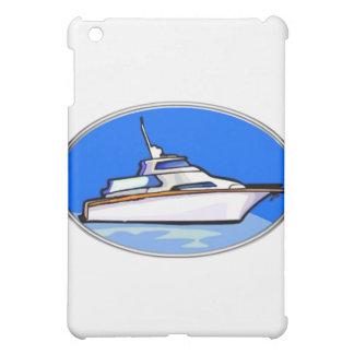 楕円形のヨット iPad MINI カバー
