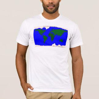 極冠氷は凍結する恐竜の下痢です Tシャツ