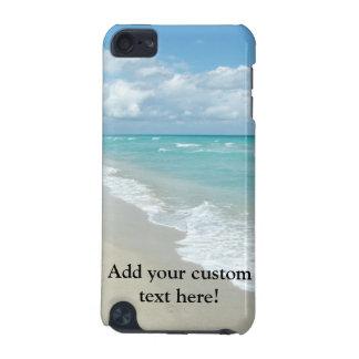 極度なくつろぎのビーチの眺め iPod TOUCH 5G ケース