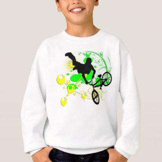 極度なサイクリング スウェットシャツ