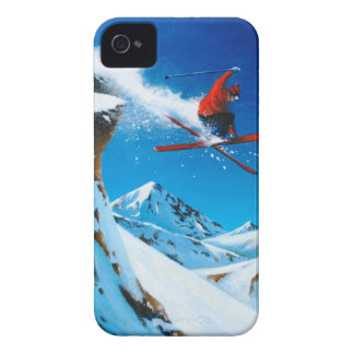 極度なスキー Case-Mate iPhone 4 ケース