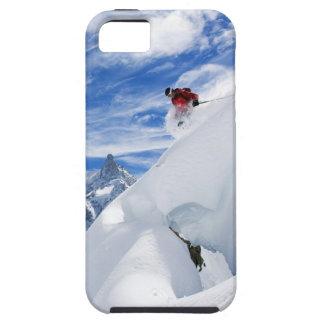 極度なスキー iPhone SE/5/5s ケース